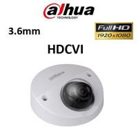 Κάμερα Dahua HAC-HDBW2221FP, HDCVI, 1080P, 3.6mm, Dome