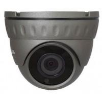 Κάμερα Avision D1080G AHD / TVI / CVI / CVBS 1080P 2.8mm Γκρι Dome