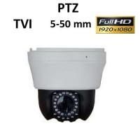 Κάμερα DTS200 TVI PTZ, 1080P, 5-50mm, Dome