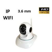 Κάμερα PT-100 WIFI IP 720P 3.6mm Λευκή Speed Dome