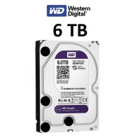 Σκληρός δίσκος Western Digital Purple 6TB WD60PURX 64MB