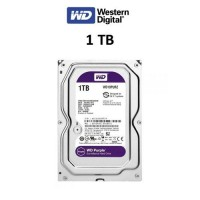 Σκληρός δίσκος Western Digital Purple 1TB WD10PURZ