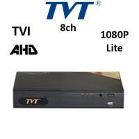 DVR TVT 2708TS-CL TVI/AHD 8ch 1080P Lite 720P