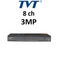 NVR TVT 2808NE 8ch 3MP