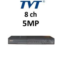 NVR TVT 3208H1 8ch 5MP