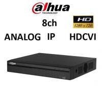DVR καταγραφικό Dahua DH-HCVR4108HS-S3 Αναλογικό, HDCVI, IP 8ch 720P