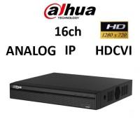 DVR καταγραφικό Dahua DH-HCVR4216AN-S3 Αναλογικό, HDCVI, IP 16ch 720P
