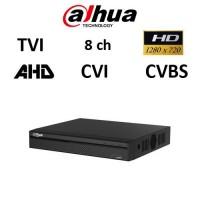 DVR Dahua XVR4108HS, AHD, TVI, CVI, CVBS, 8ch 720P