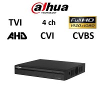 DVR Dahua XVR5104HS, AHD, TVI, CVI, CVBS, 4ch 1080P