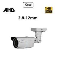 Κάμερα KTEC E960VW AHD 960P 2.8-12MM λευκή Bullet