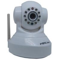 Κάμερα FOSCAM IP ασύρματη λευκή πανοραμική Speed Dome