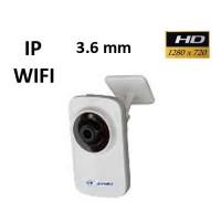 Κάμερα Jovision H-210 WIFI IP 720P 3.6mm Λευκή Bullet