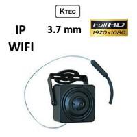 Κάμερα KTEC IP-200 WIFI IP 1080P 3.7MM Pinhall