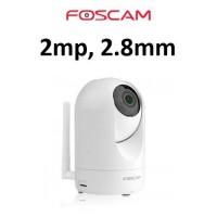 Κάμερα Foscam R2 IP, Ασύρματη, 2mp, 2.8mm, λευκή Speed Dome