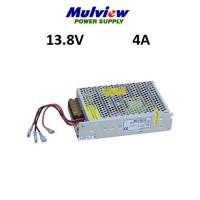 Τροφοδοτικό Mulview Backup 13.8V 4A SC-60-12