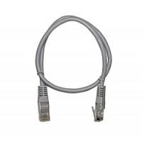 Καλώδιο δικτύου patch cord UTP CAT5E 2m γκρι 9-14526 Freder