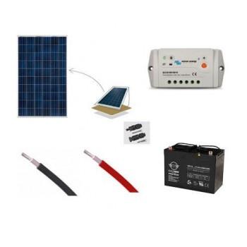 Ολοκληρωμένο σύστημα φωτοβολταϊκών 50 W