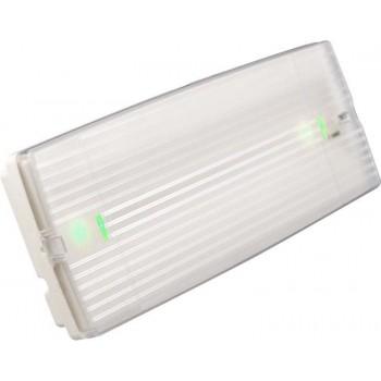 Φωτιστικό ασφαλείας μη συνεχούς / συνεχούς λειτουργίας Olympia Electronics GR-310/12L/90
