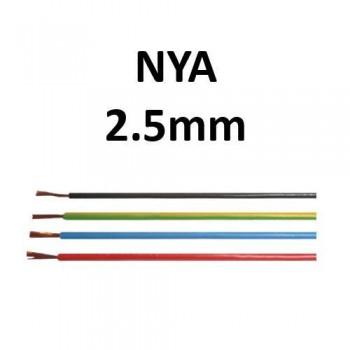 Καλώδιο Συναγερμού ΝΥΑ 2.5mm