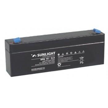 Μπαταρία Sunlight κλειστού τύπου GEL 12V-2.3A