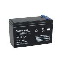 Μπαταρία Sunlight κλειστού τύπου GEL 12V 7Ah