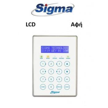 Πληκτρολόγιο Sigma Apollo Plus αφής KP