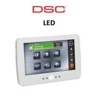 Πληκτρολόγιο DSC HS2TCHP αφής LED με έγχρωμη οθόνη για συστήματα συναγερμών
