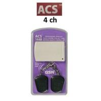 Δέκτης 4 καναλιών + 2 πομποί ACS 144 R / Set Complete