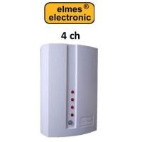 Δέκτης Συναγερμού Elmes U4HR 4 καναλιών