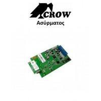 Ασύρματος Δέκτης Crow 2way 868MHz FW2 RCV-CR