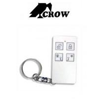 Πομπός Crow 4 καναλιών 868MHz FW2-RMT-NC Λευκό