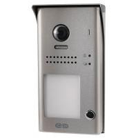 Μπουτονιέρα θυροτηλεόρασης DT-607C-S1 1 πλήκτρου με κάμερα