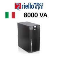 UPS Aros Riello On Line 8000 VA