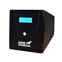 UPS Grid Guardian SUEA2200LCD-USB Simulated Sine Wave 2000VA/1200W Line Interactive